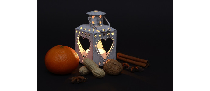 Uno dei simboli più belli del Natale: la Candela.